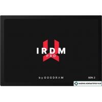 SSD GOODRAM IRDM Pro Gen. 2 256GB IRP-SSDPR-S25C-256