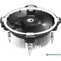 Кулер для процессора ID-Cooling DK-03 Halo Intel (белый)