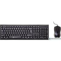 Клавиатура + мышь Oklick 620M