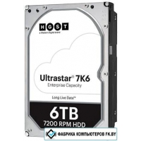 Жесткий диск HGST Ultrastar 7K6 6TB HUS726T6TALE6L4