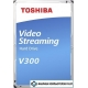 Жесткий диск Toshiba Video V300 2TB HDWU120UZSVA