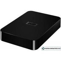 Внешний накопитель WD Elements SE Portable 1TB WDBEPK0010BBK-WESN Black