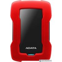 Внешний жесткий диск A-Data HD330 AHD330-1TU31-CRD 1TB (красный)