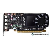 Видеокарта PNY Quadro P1000 DVI 4GB GDDR5 [VCQP1000DVI-PB]