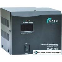 Стабилизатор напряжения Spec MAX-500