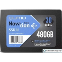 SSD QUMO Novation 3D TLC 480GB Q3DT-480GPGN