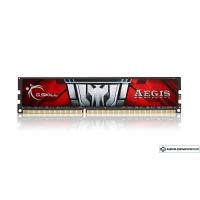 Оперативная память G.Skill Aegis 4GB DDR3 PC3-12800 F3-1600C11S-4GIS