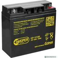Аккумулятор для ИБП Kiper GP-12180 (12В/18 А·ч)