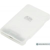 Бокс для жесткого диска AgeStar 3UBCP3 (белый)