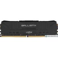 Оперативная память Crucial Ballistix 8GB DDR4 PC4-28800 BL8G36C16U4B