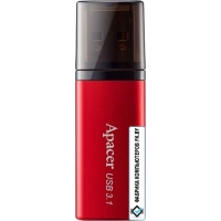 USB Flash Apacer AH25B 16GB (красный)