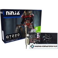 Видеокарта Sinotex Ninja GeForce GT 220 1GB DDR3 NL22NP013F