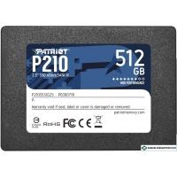 SSD Patriot P210 512GB P210S512G25