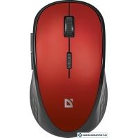 Мышь Defender Hit MM-415 (красный)