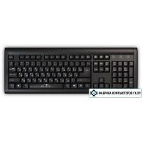 Клавиатура Oklick 120 M Standard Keyboard Black