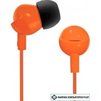 Наушники BBK EP-1104S (оранжевый)