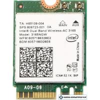Wi-Fi/Bluetooth адаптер Intel 3165NGW