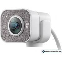 Веб-камера для стриминга Logitech StreamCam (белый)