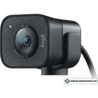 Веб-камера для стриминга Logitech StreamCam (серый)