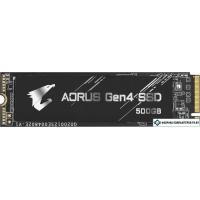 SSD Gigabyte AORUS Gen4 SSD 500GB GP-AG4500G