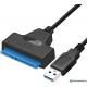 Кабель USBTOP SATA - USB 3.0 30 см