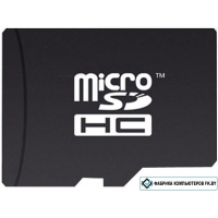 Карта памяти Mirex microSDHC (Class 4) 4GB (13613-ADTMSD04)