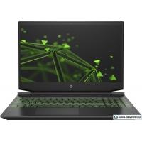 Игровой ноутбук HP Pavilion Gaming 15-ec1063ur 22N74EA