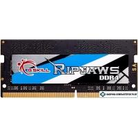 Оперативная память G.Skill Ripjaws 16GB DDR4 SODIMM PC4-25600 F4-3200C22S-16GRS