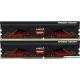 Оперативная память AMD Radeon R9 Gamer Series 2x16GB DDR4 PC4-25600 R9S432G3206U2K