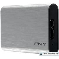 Внешний накопитель PNY Elite 240GB PSD1CS1050S-240-RB