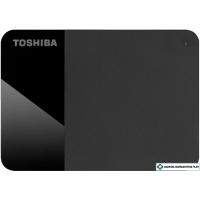 Внешний накопитель Toshiba Canvio Ready 1TB HDTP310EK3AA
