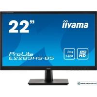 Монитор Iiyama ProLite E2283HS-B5