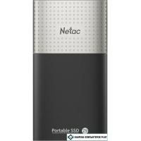 Внешний накопитель Netac Z9 250GB NT01Z9-250G-32BK