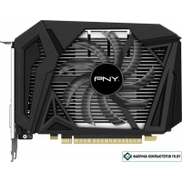 Видеокарта PNY GeForce GTX 1650 Super Single Fan 4GB GDDR6 VCG16504SSFPPB