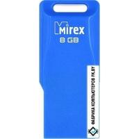 USB Flash Mirex Mario 8GB (синий)