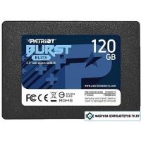 SSD Patriot Burst Elite 120GB PBE120GS25SSDR