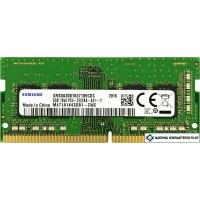 Оперативная память Samsung 8GB DDR4 SODIMM PC4-25600 M471A1K43EB1-CWE