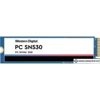 SSD WD SN530 2280 256GB SDBPNPZ-256G