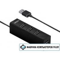 USB-хаб Ginzzu GR-474UB