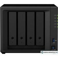 Сетевой накопитель Synology DiskStation DS920+
