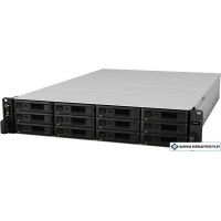 Сетевой накопитель Synology RackStation RS2418+