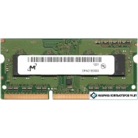 Оперативная память MICRON 8GB MTA4ATF1G64HZ-3G2E2 DDR4 3200 SODIMM PC4-25600