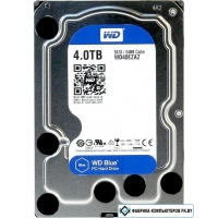Жесткий диск WD Blue 4TB (WD40EZAZ)
