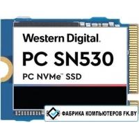 SSD WD SN530 256GB SDBPMPZ-256G M.2 PCI Express 3.0 x4