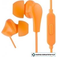 Наушники Perfeo Alpha (оранжевый)