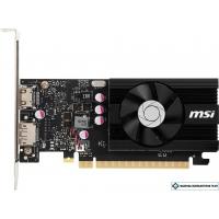 Видеокарта MSI GeForce GT 1030 OC LP 2GB DDR4 [GT 1030 2GD4 LP OC]