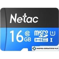Карта памяти Netac P500 Standard 16GB NT02P500STN-016G-S