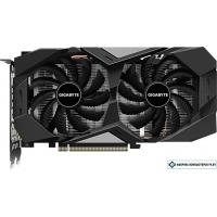 Видеокарта Gigabyte GeForce GTX 1660 Ti D6 6G GDDR6 GV-N166TD6-6GD