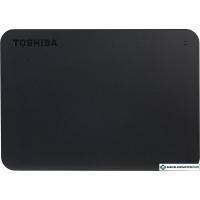 Внешний накопитель Toshiba Canvio Basics 1TB + USB-C Adapter HDTB410EK3ABH