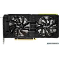 Видеокарта Palit GeForce RTX 3060 Ti Dual V1 8GB GDDR6 NE6306T019P2-190AD